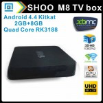 M8 Quad Core Android TV