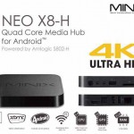Minix Neo X8-H Android 4.4