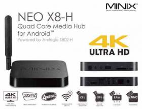 Minix Neo X8-H Android TV Box